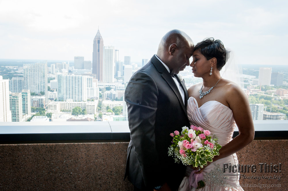 Tevia & Harvey at The Four Seasons Hotel
