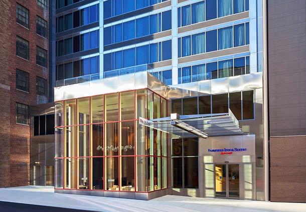 Fairfield Inn & Suites  New York, NY