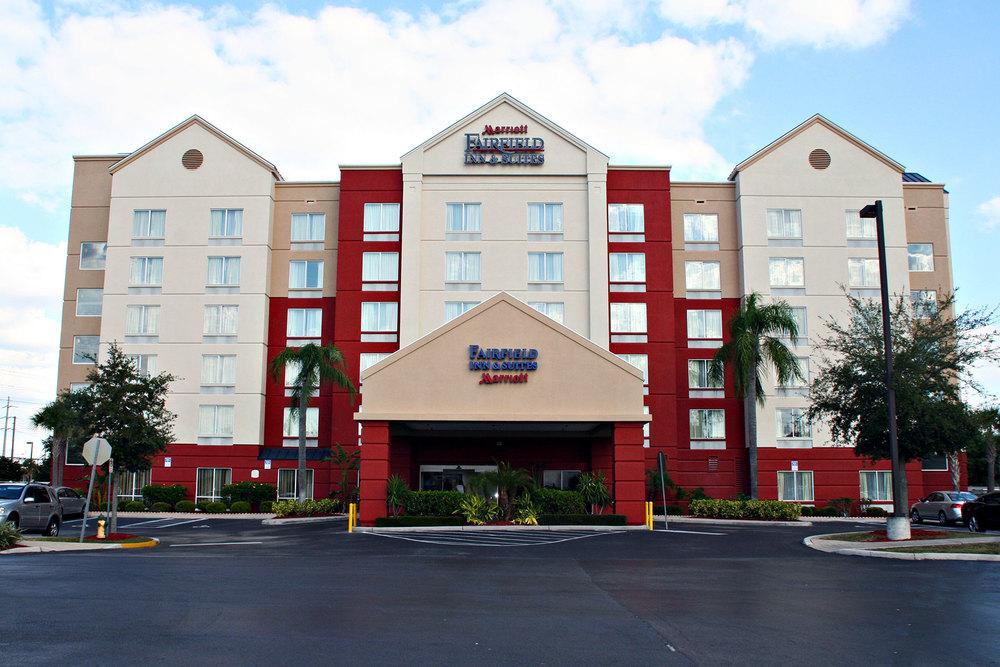Fairfield Inn & Suites Orlando Universal  Orlando, FL