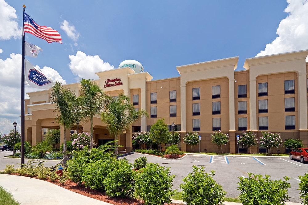 Hampton Inn & Suites Clermont  Clermont, FL