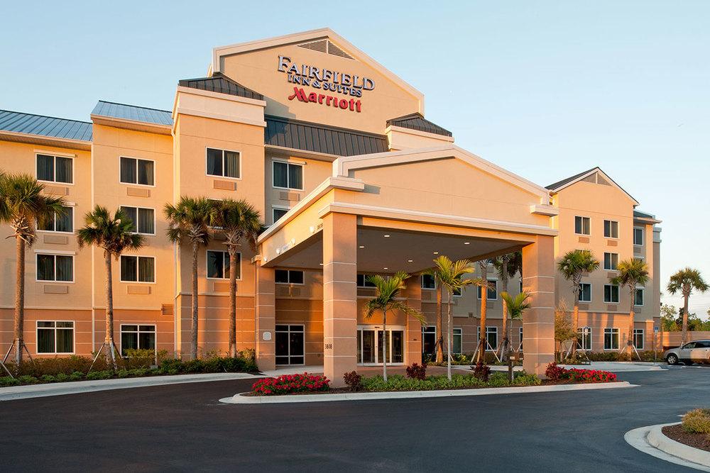 Fairfield Inn & Suites Naples  Naples, FL