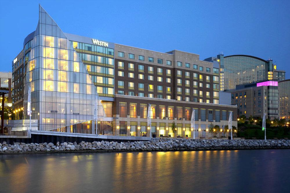 Westin Washington Westin Hotel  National Harbor, MD