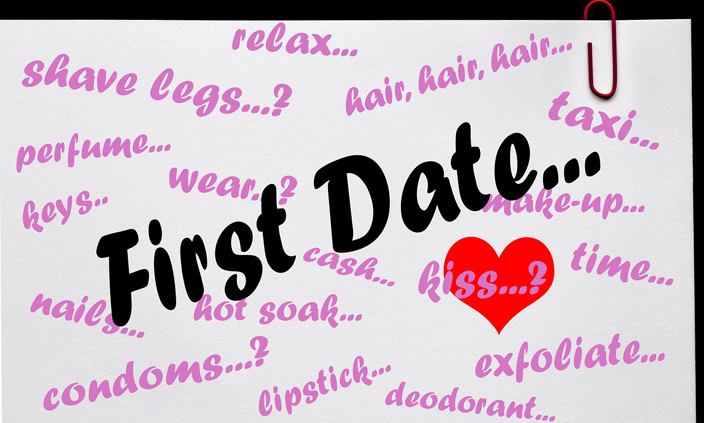 Dating advice for the first date