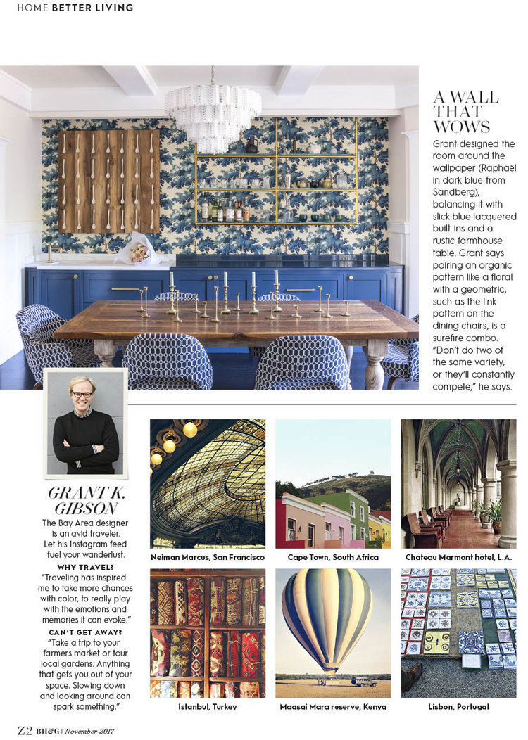 blog element of surprise in better homes and gardens magazine