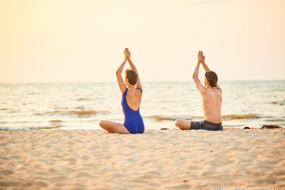 Belize Ocean Club Yoga Retreats -