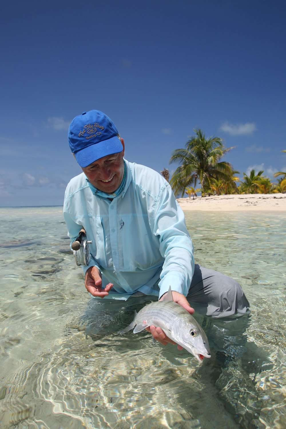 Island Fly Fishing Package -