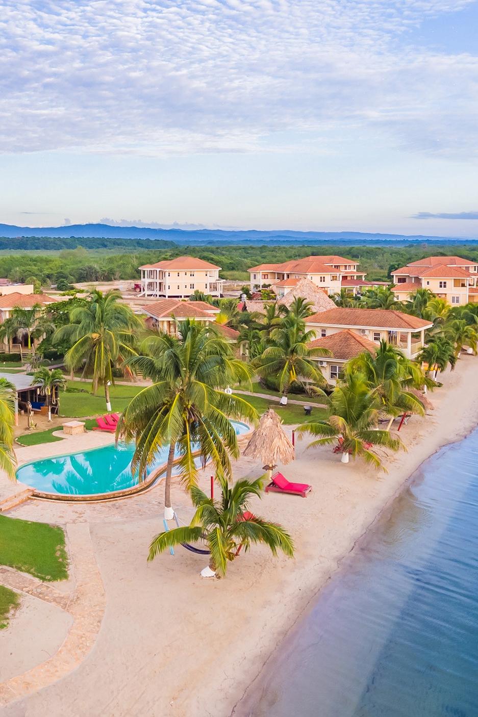 Hopkins Bay Resort -