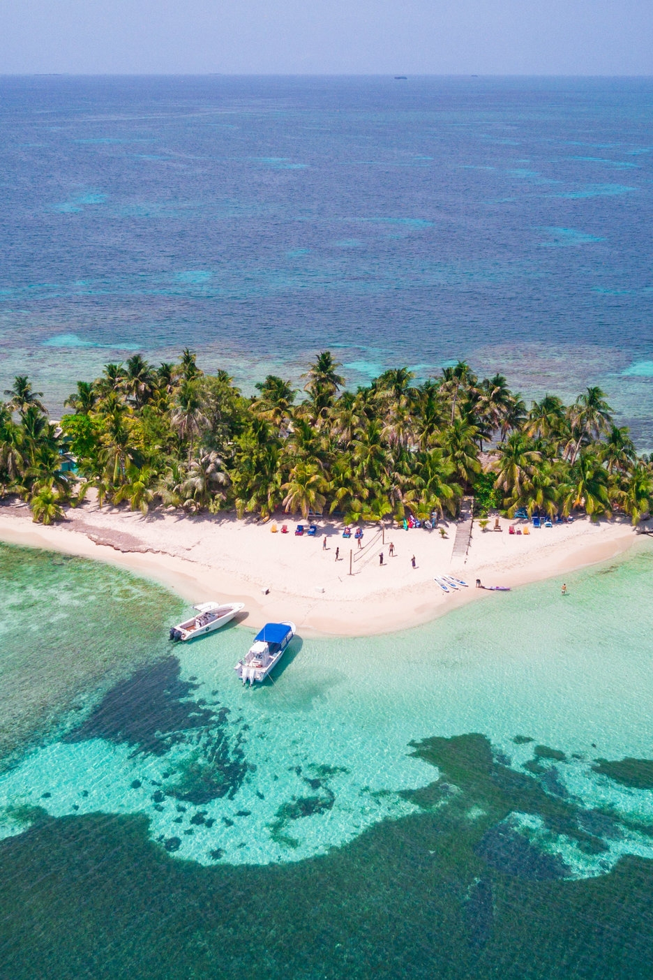 Ranguana Caye Cabanas -