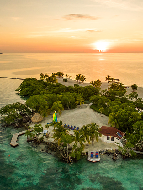 Royal Belize  - Single-Use Private Island