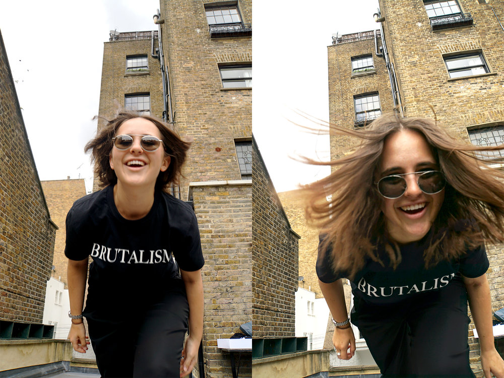 The Store Brutalism T-Shirt