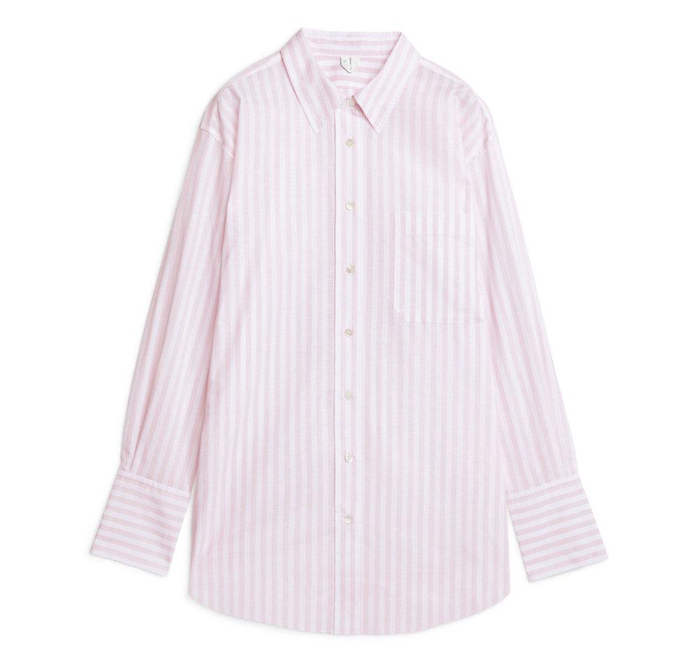 Bengal Stripe Poplin Shirt | £55