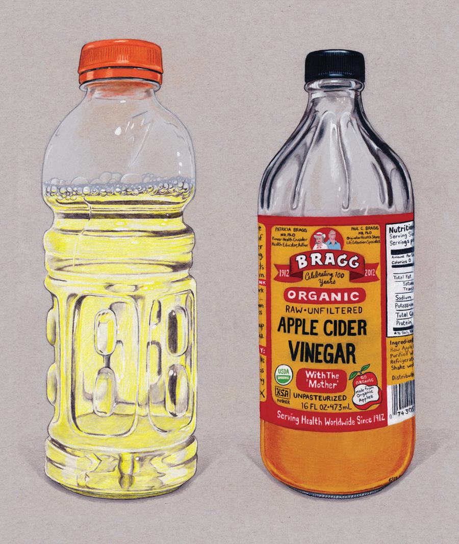 Piss & Vinegar