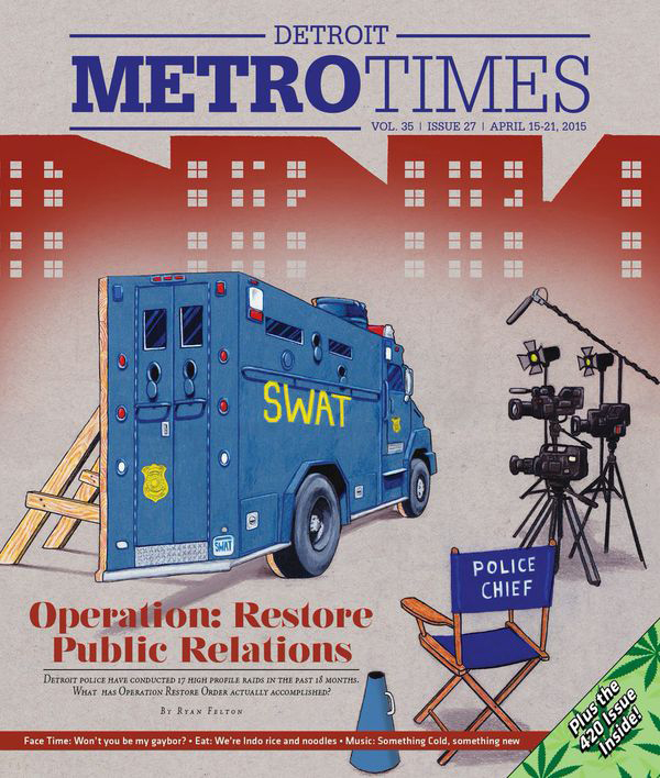 Detroit Metro-Times cover