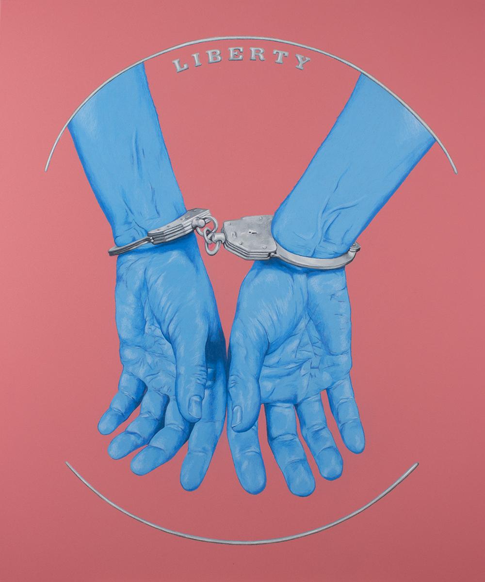 Copy of Liberty (Cuffs)