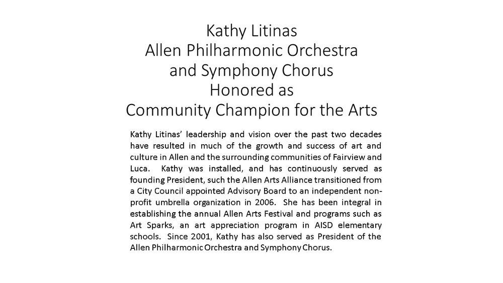 Kathy Litinas - Allen Philharmonic Orchestra and Symphony Chorus.jpg