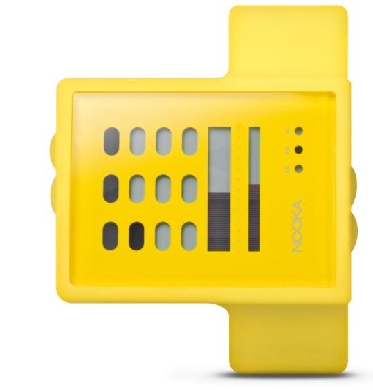 ZUB ZYAN Cyan and Yellow Watches