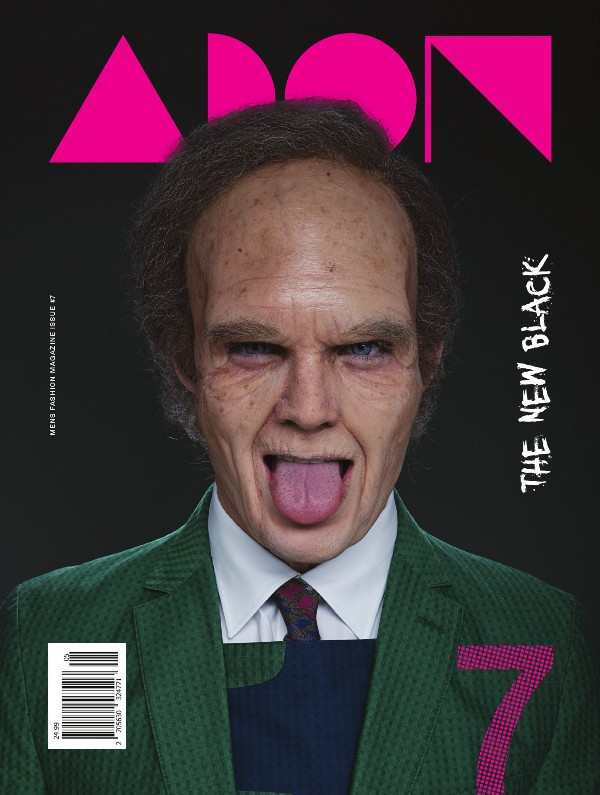 Adon-Magazine -issue 7-Front-Cover
