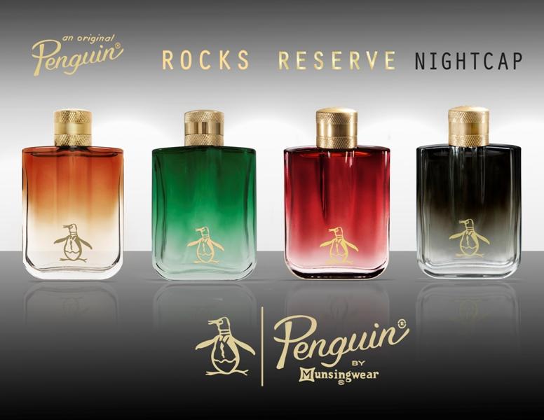 Original Penguin fragrance collection