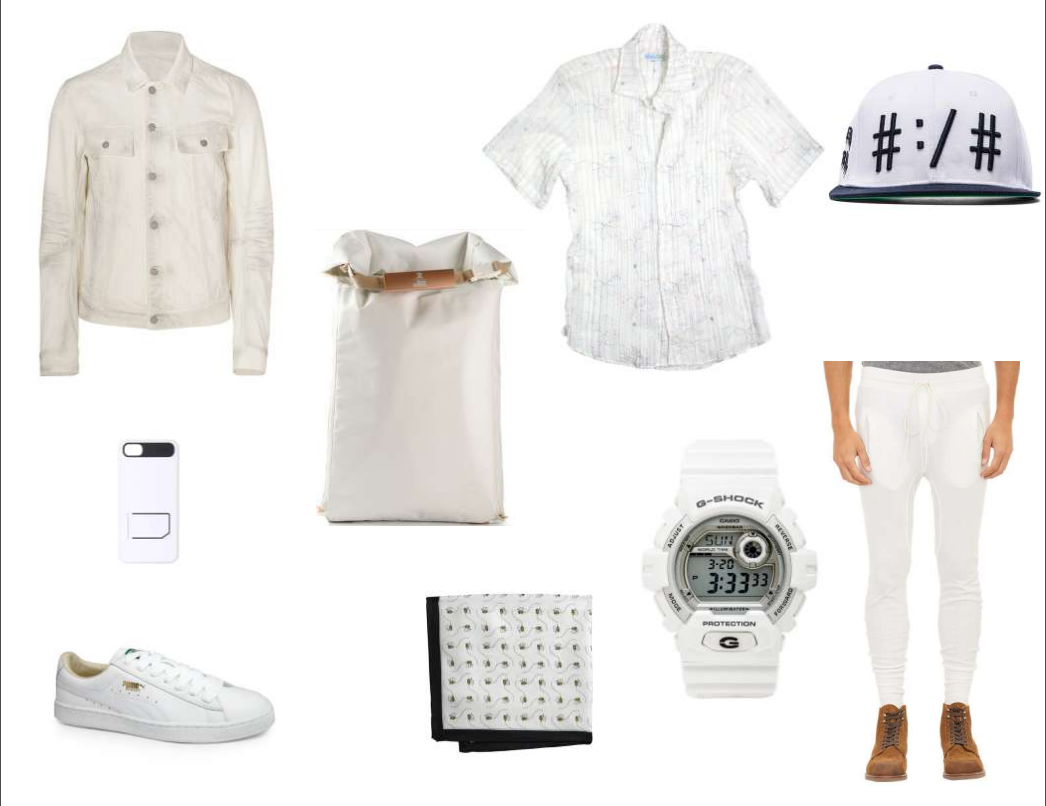 White Trend