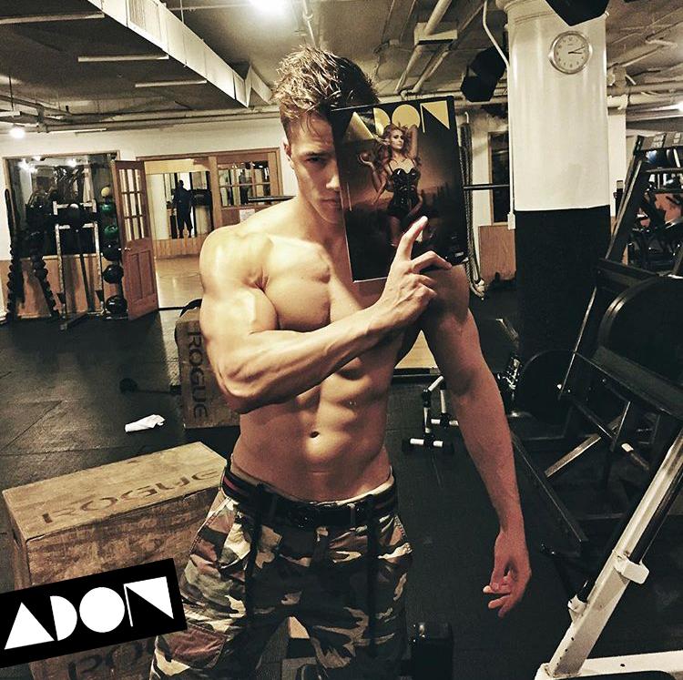 Adon & Me ;-)