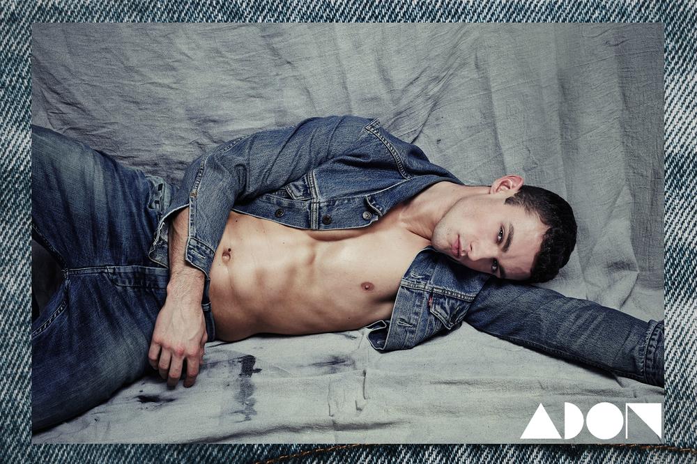 Levis denim jacket, Calvin Klein jeans