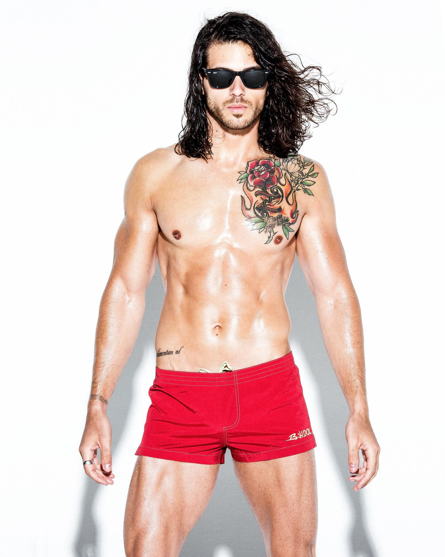 Adon Exclusive: Model Enrico Ravenna By Blake Ballard