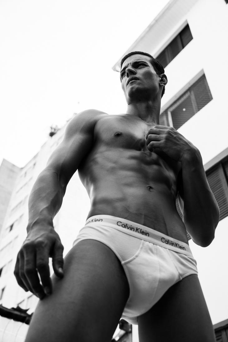 Adon Exclusive: Model Sulevan Araújo By Jeff Segenreich
