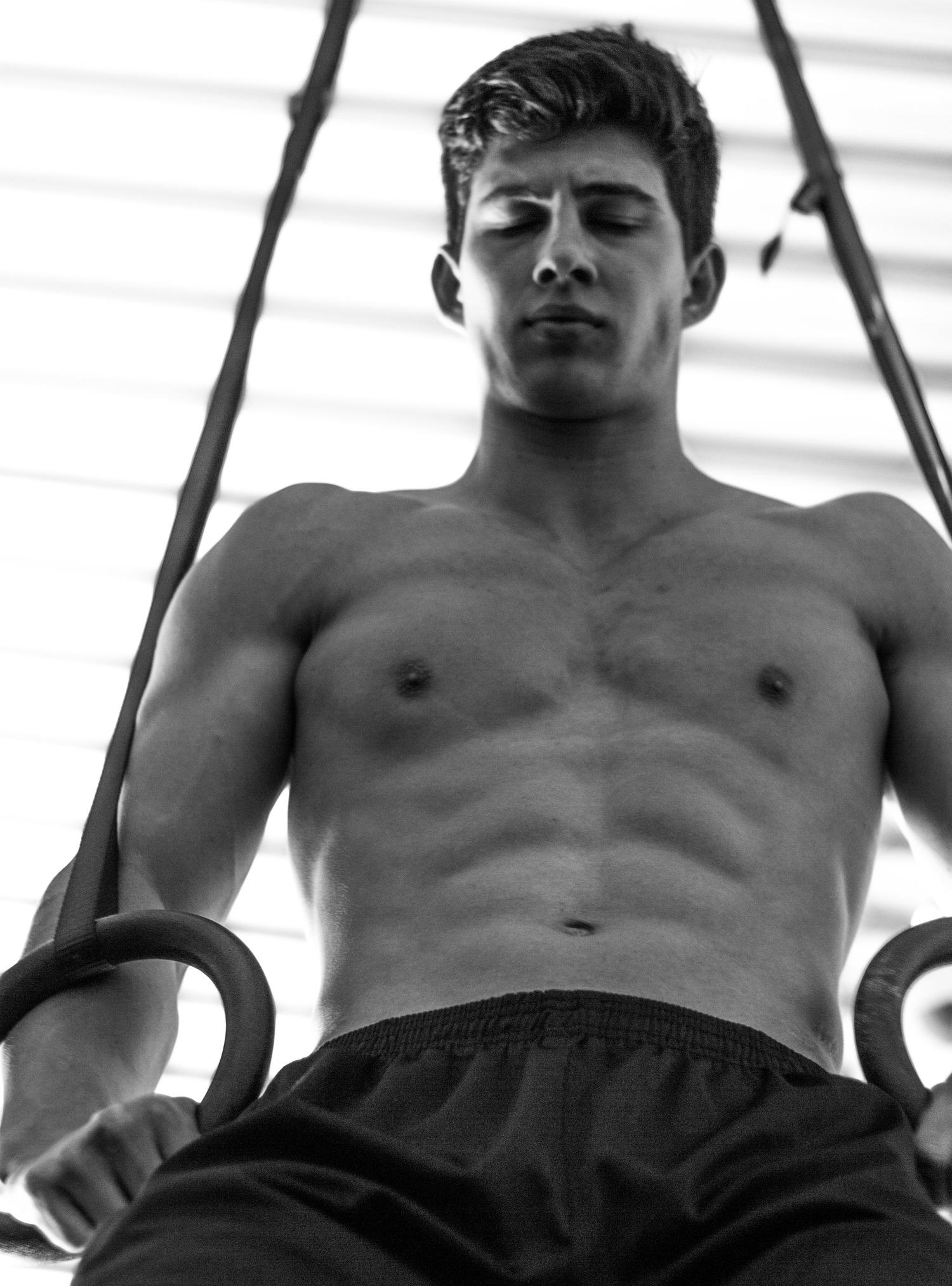 Adon Exclusive: Model Márcio Almer By Thays Almeida