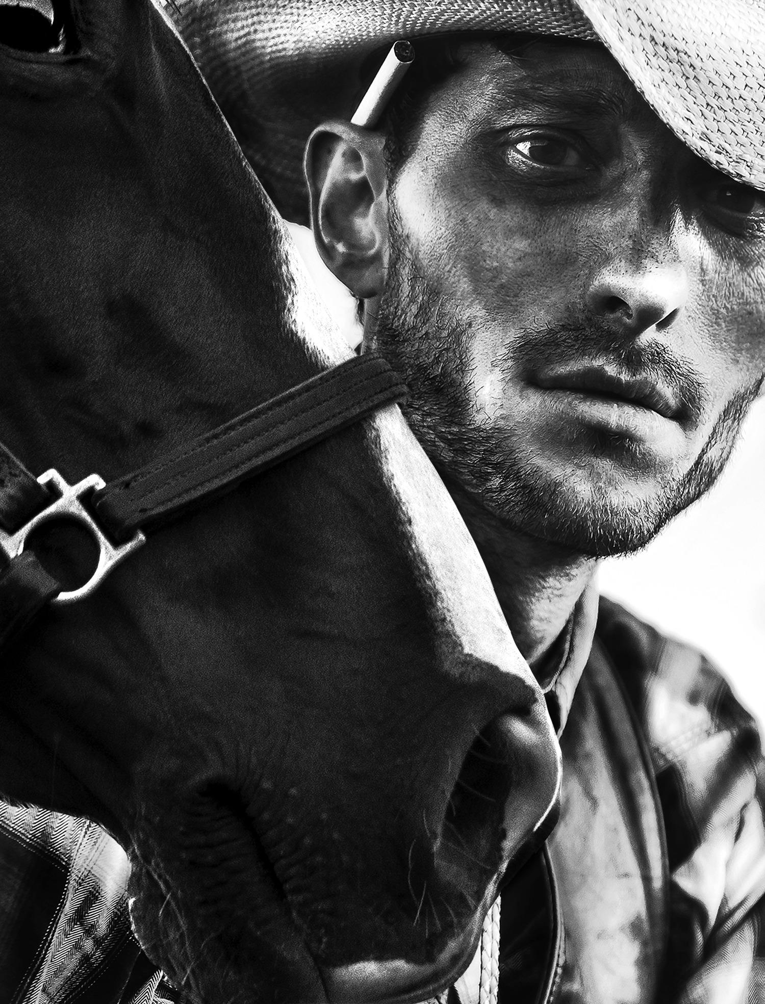 Adon Exclusive: Model Trevor Cross By Justin Llewellyn