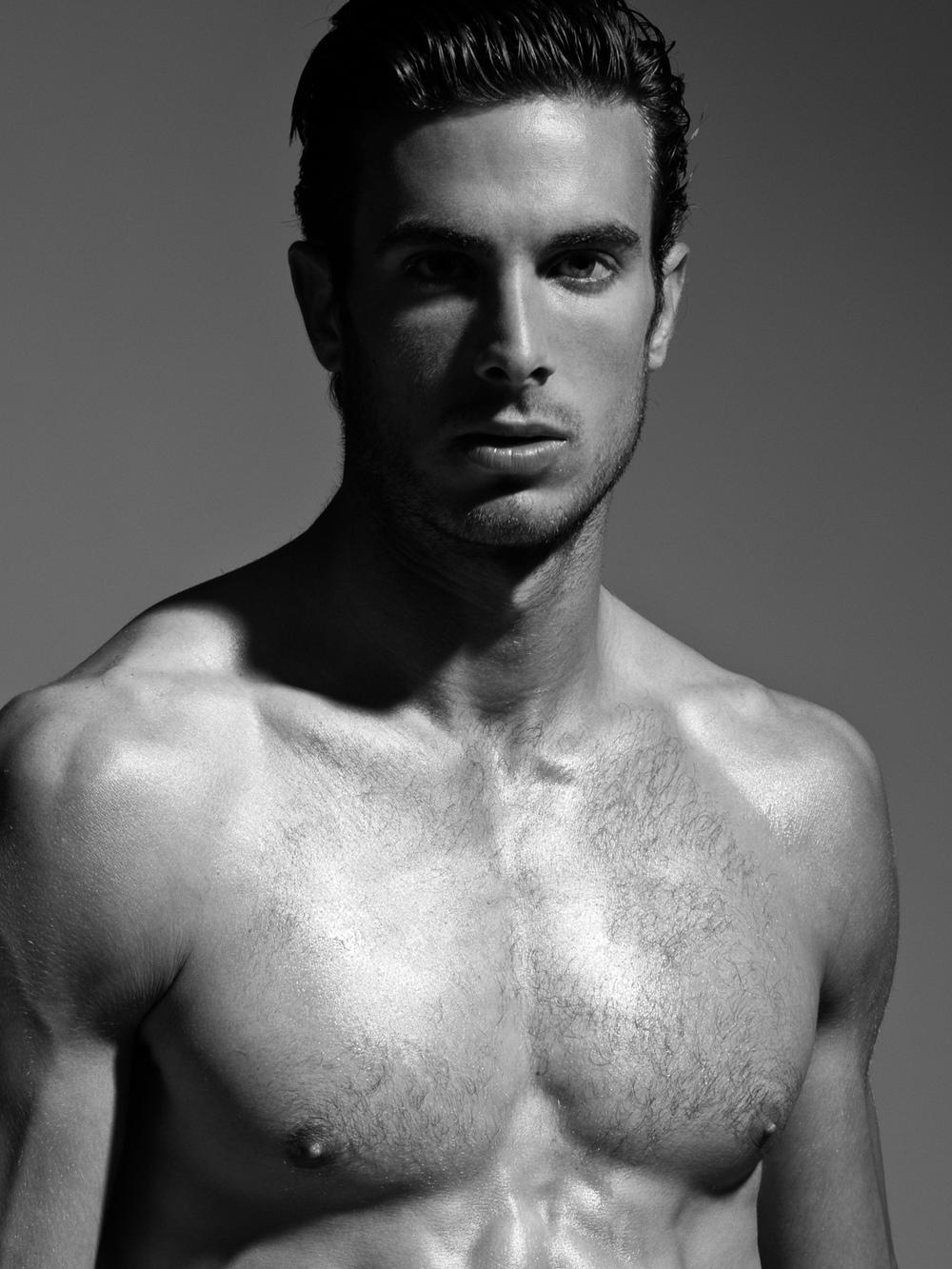 Adon Exclusive Model Guy Macchia By Frank Louis