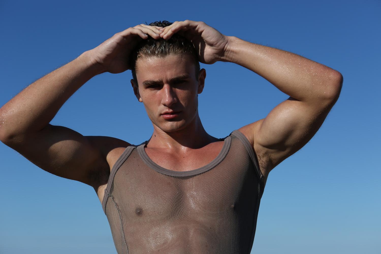 Adon Exclusive: Model Igor Kolomiyets By Michael Dar