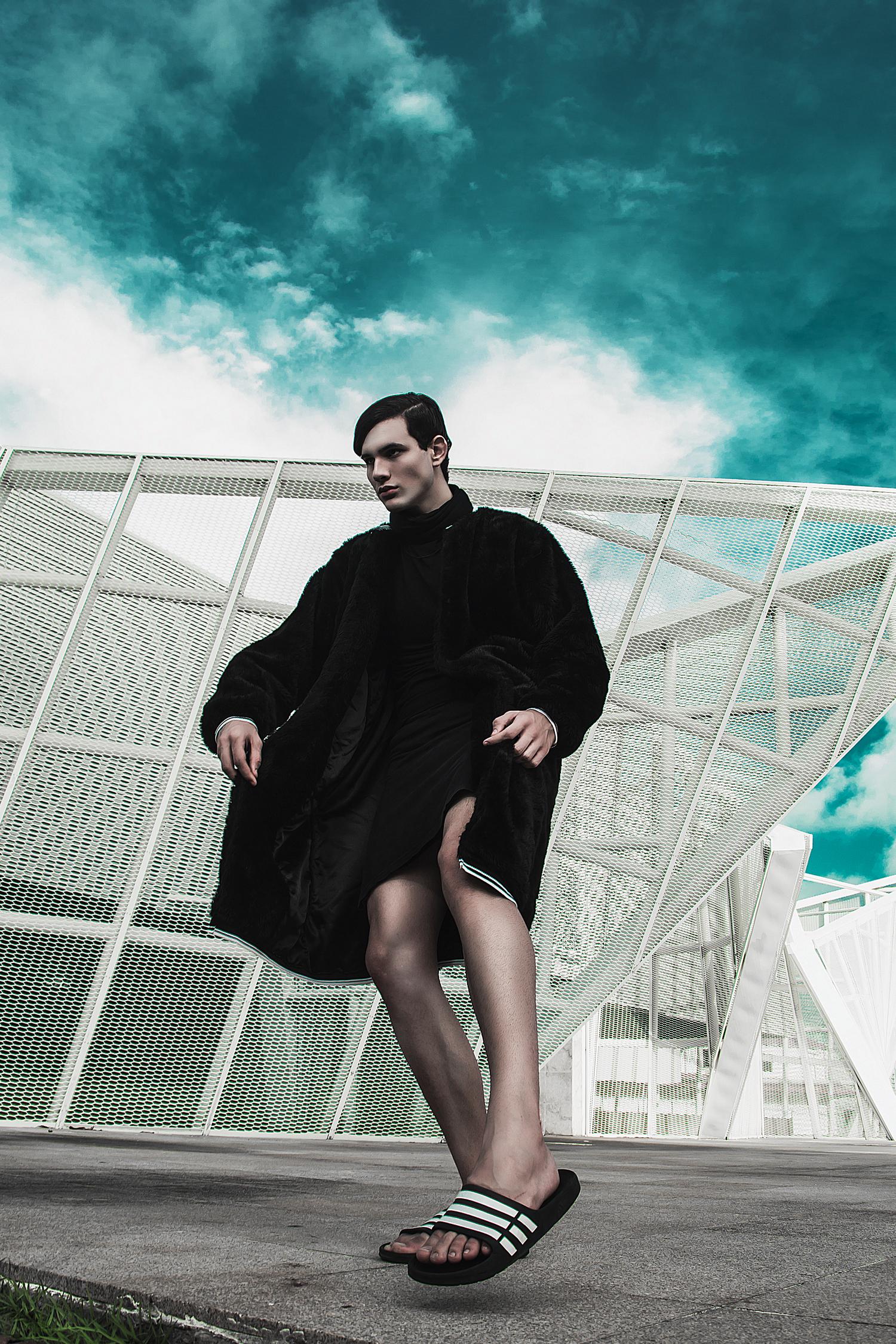 Adon Exclusive: Model Heitor Souto  By Thallis Ferreira