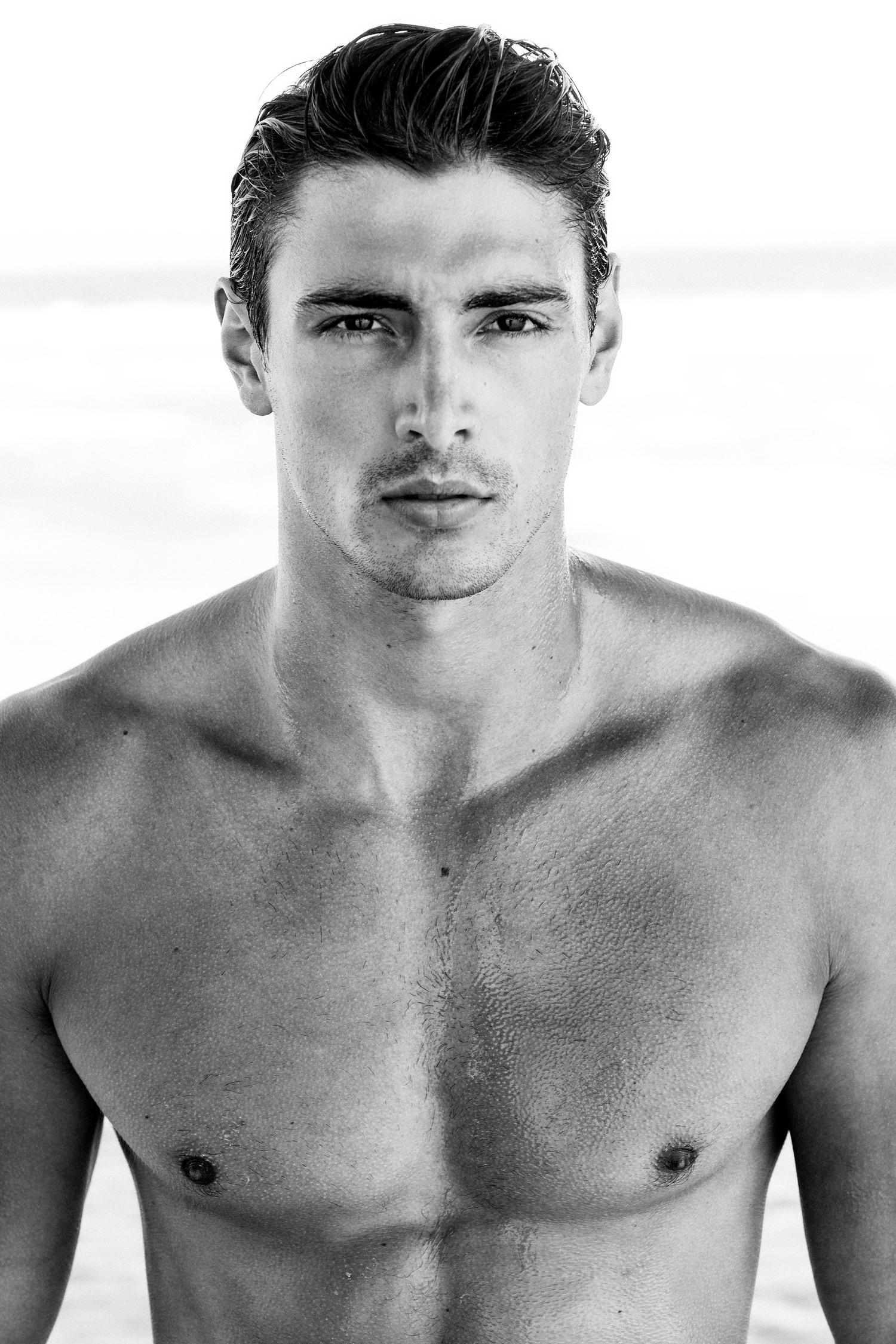 Adon Exclusive: Model Elliott Law By Blake Ballard