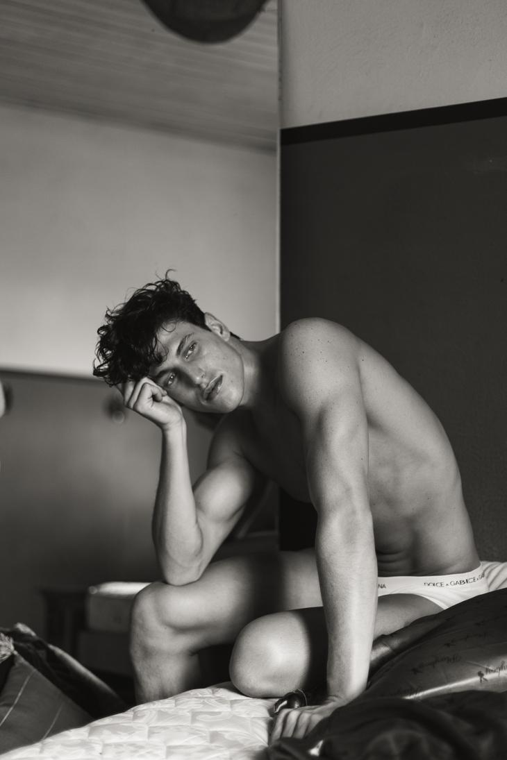 Adon Exclusive: Model Lucas Müller By Jeff Segenreich