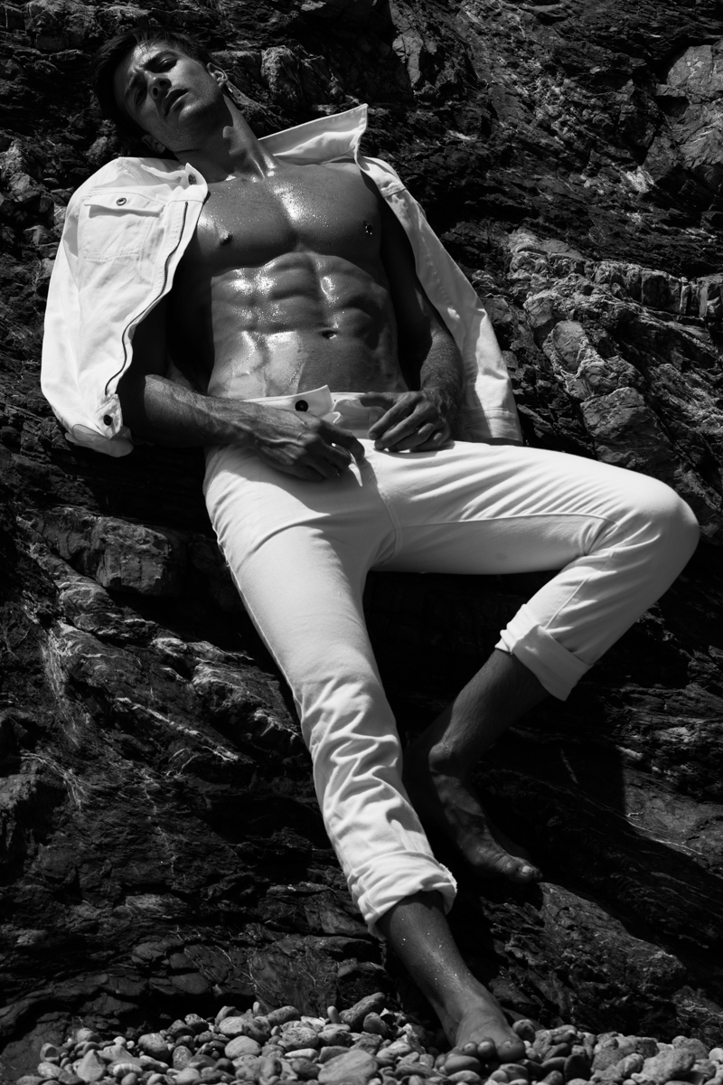 Adon Exclusive: Models Gilberto Fritsch & Joao Fernando Mahl By Alexis Dela Cruz