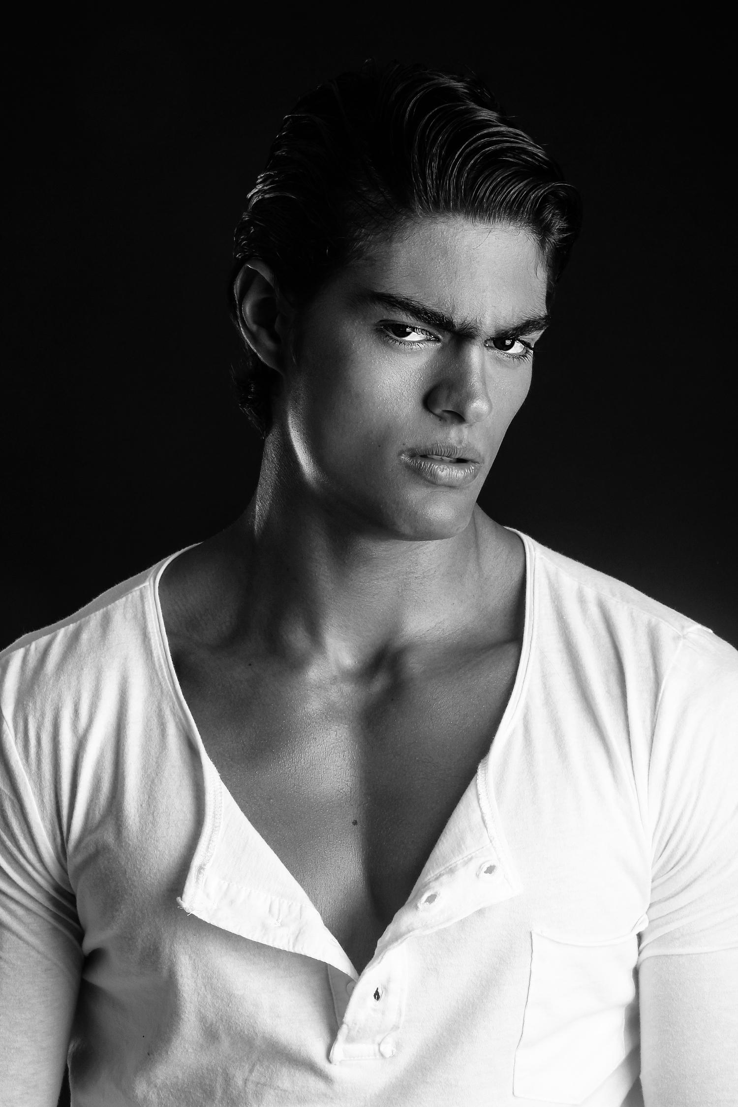 Adon Exclusive: Model Iago Botelho By Marcio Farias