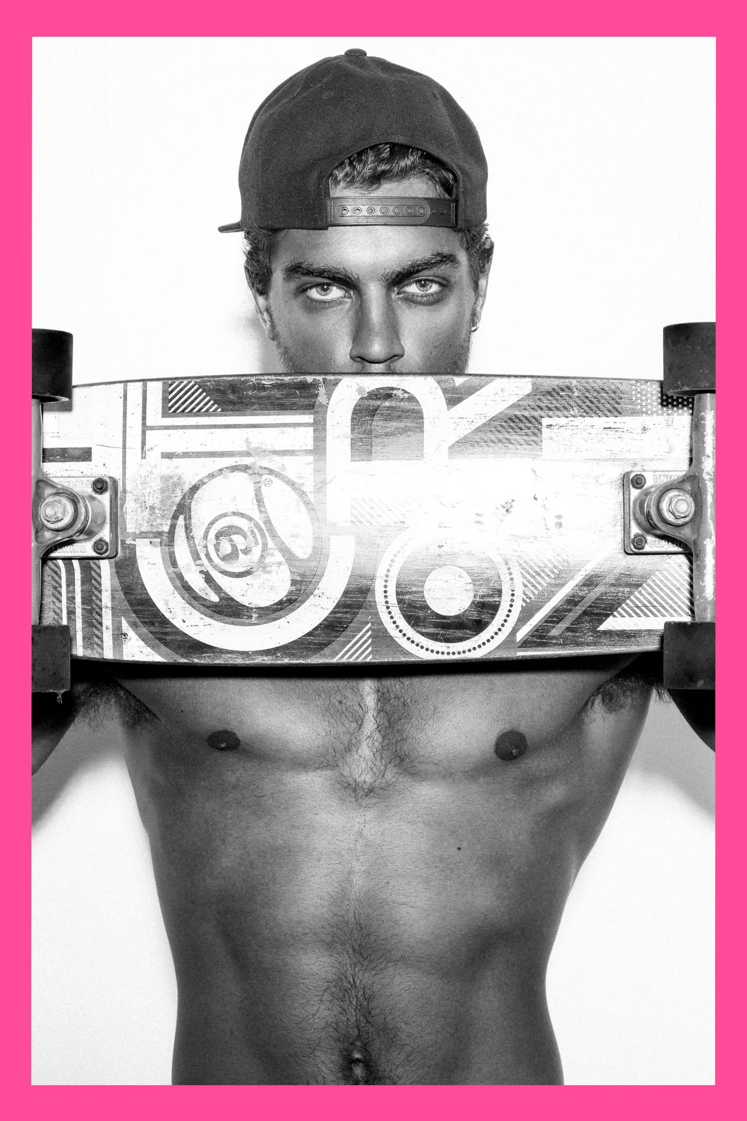 Adon Exclusive: Models Tim Adam and Matt Young By Blake Ballard