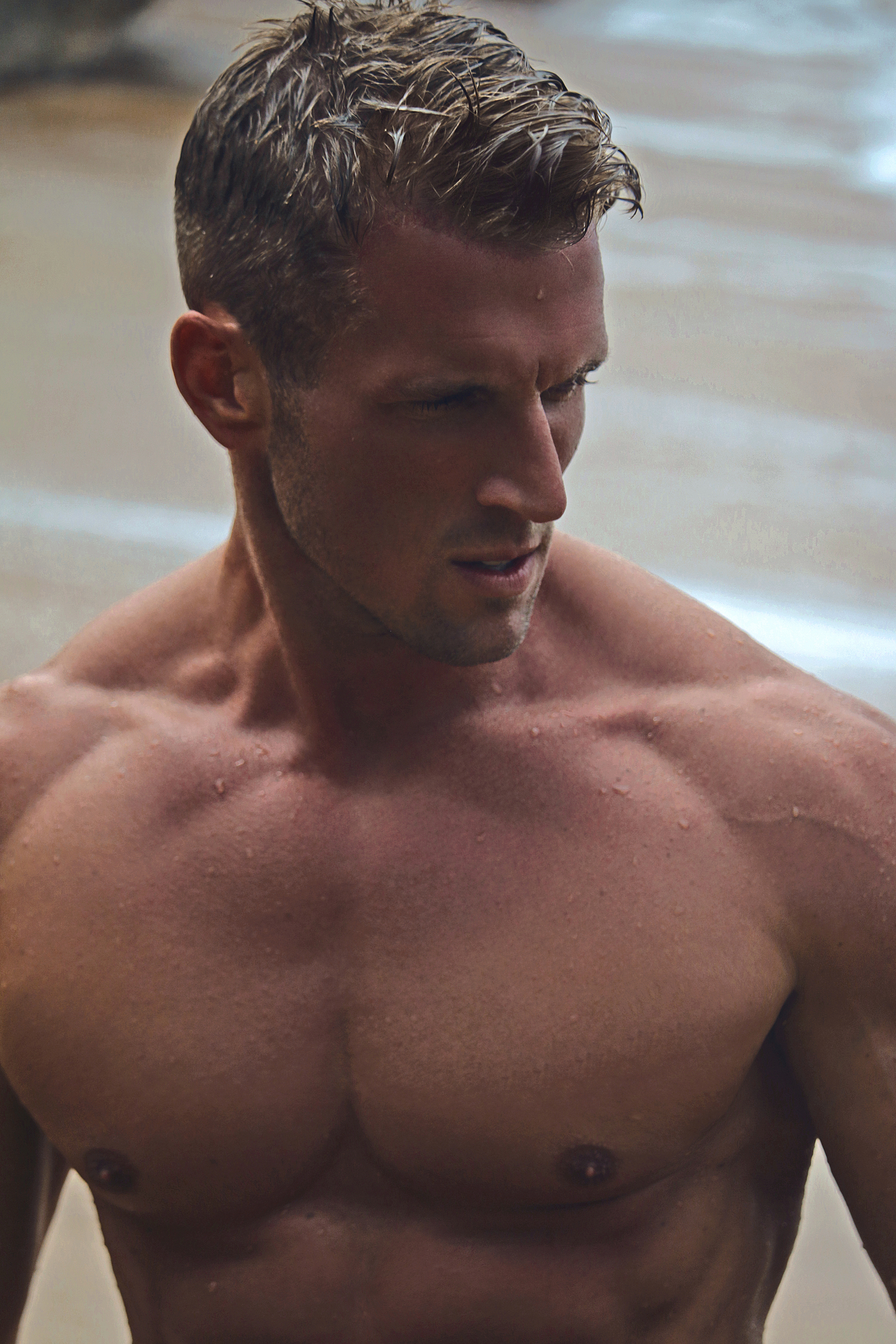 Adon Exclusive: Model Will Klem By Edwin Lebron