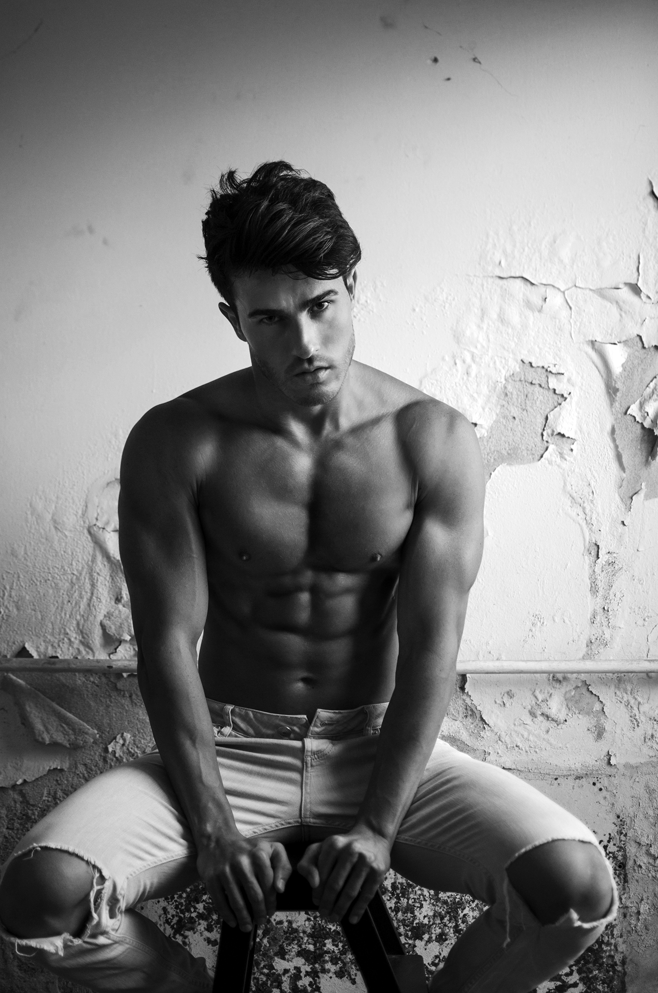 Adon Exclusive: Model Andreas O'Neill By Stavros Christodoulou
