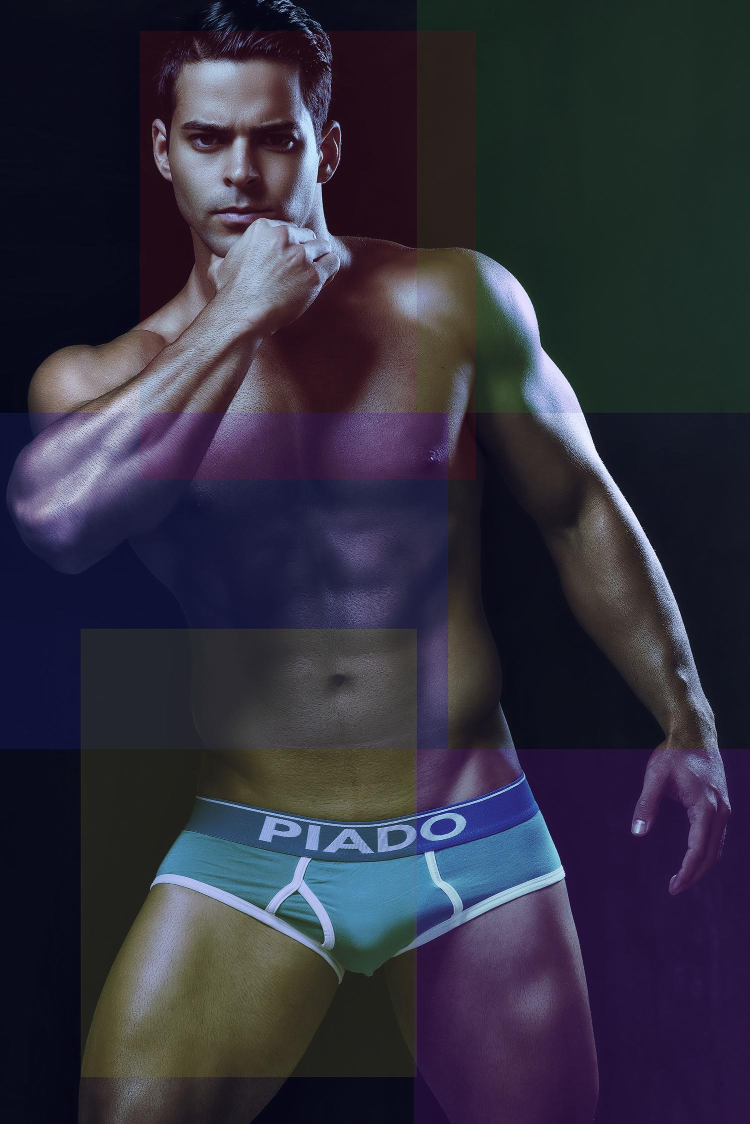 Adon Exclusive: Model Bijan Kashani By Armando Adajar