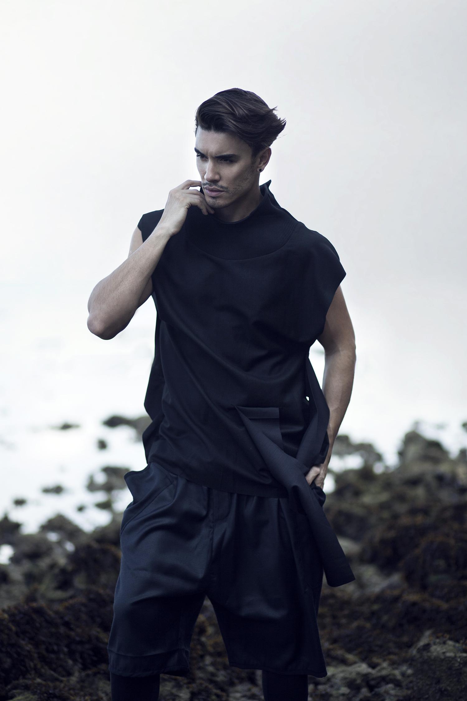 Adon Exclusive: Model Daniel Benjamin By Nino Yap