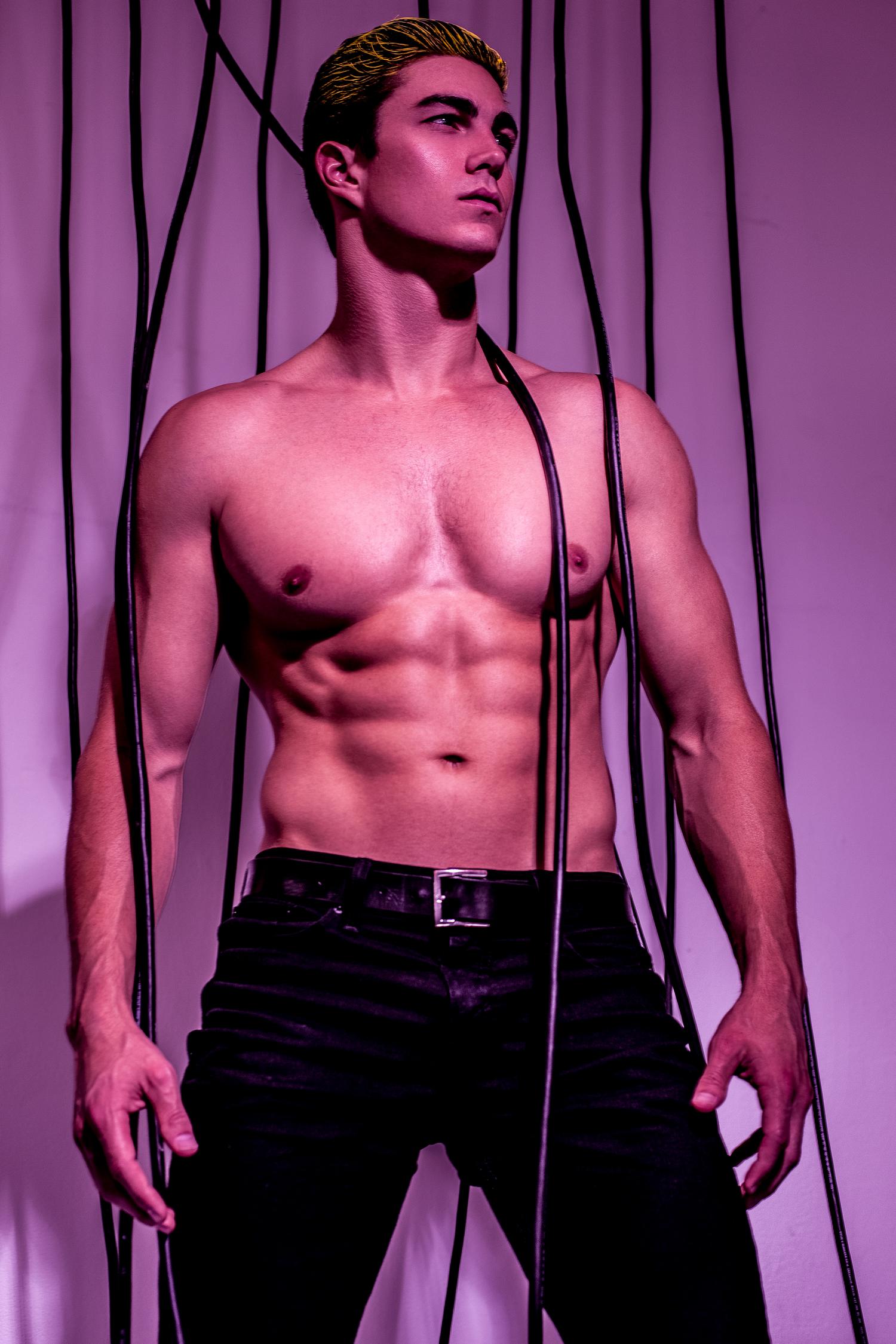 Adon Exclusive: Model Kyle Kriesel By Michael Clifford