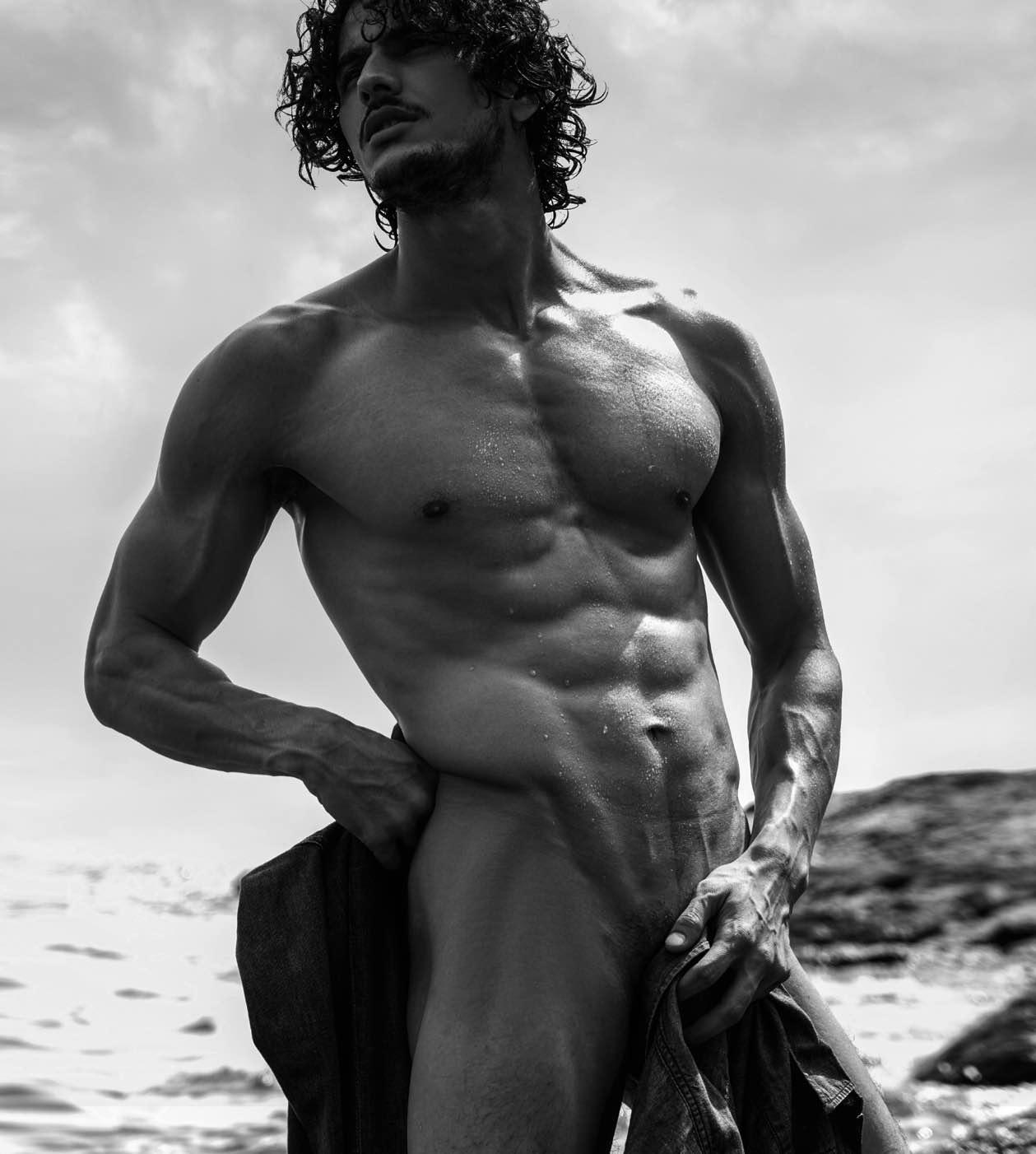 Adon Exclusive: Model Ravi Goswami By Mart