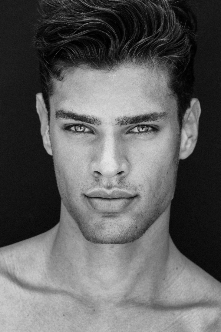 Adon Exclusive: Model Lucas Loyola By Jeff Segenreich
