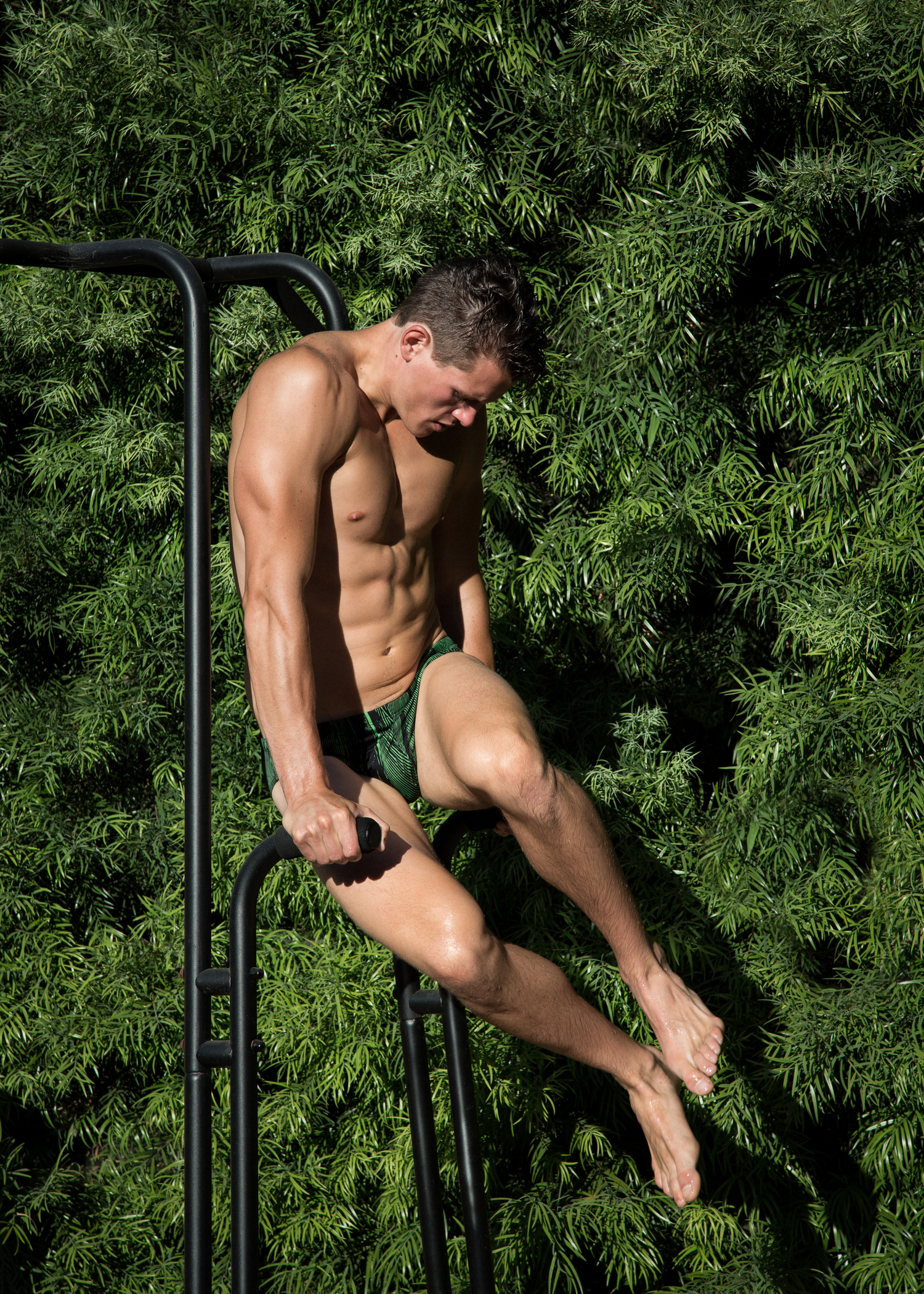 Adon Exclusive: Model Alex Valley By Ted Sun