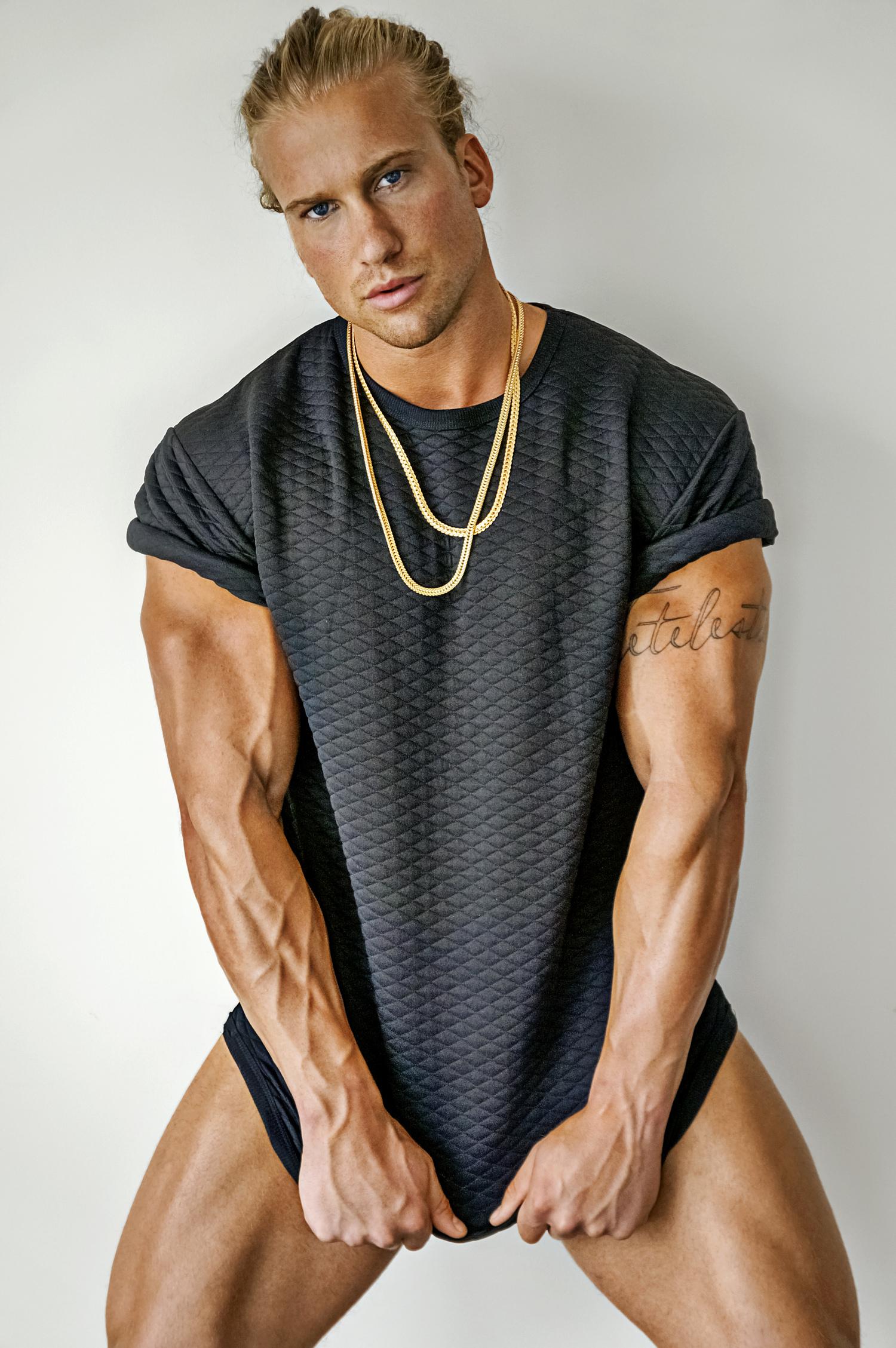 Adon Exclusive: Model Eric TenBrink By Mattheus Lian