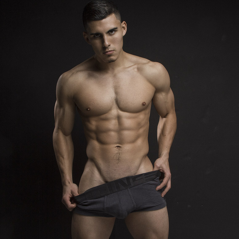 Adon Exclusive: Model Richy Castro By Rick Day