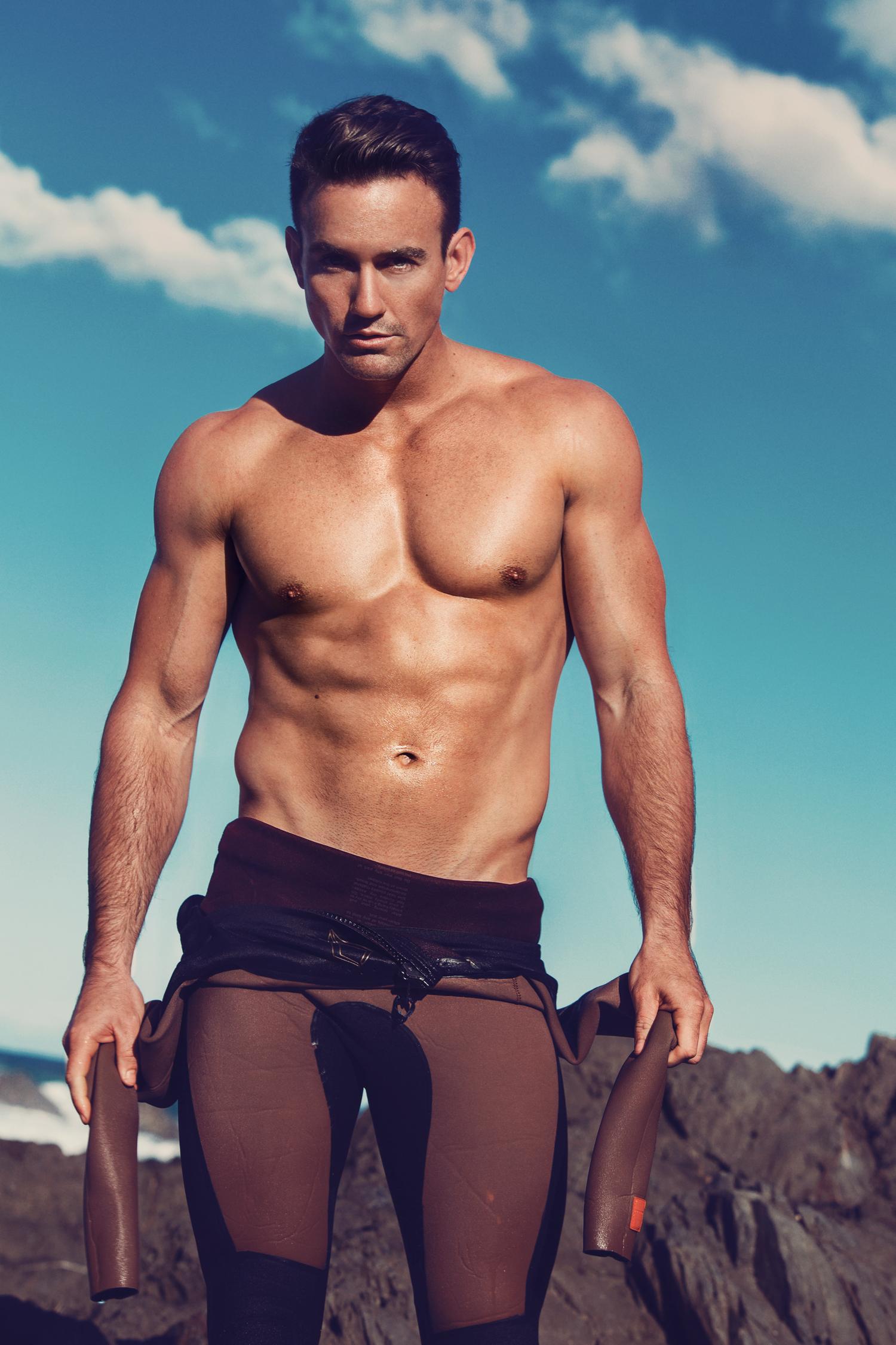 Adon Exclusive: Model Michael Dignan By Jarrod Carter