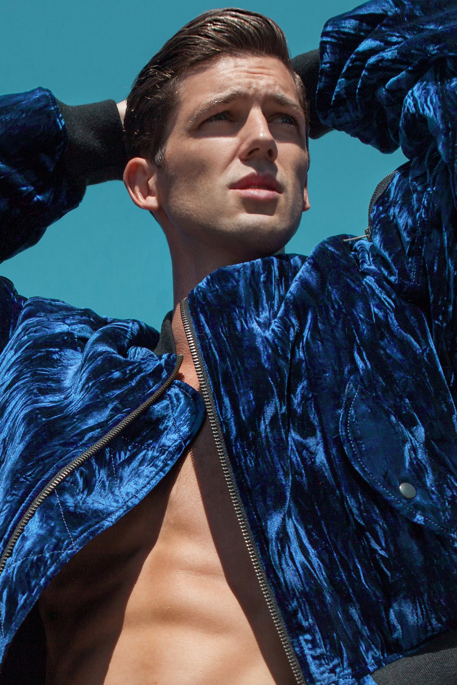 Adon Exclusive: Model Adam Michael Waldo By Jamie Mann