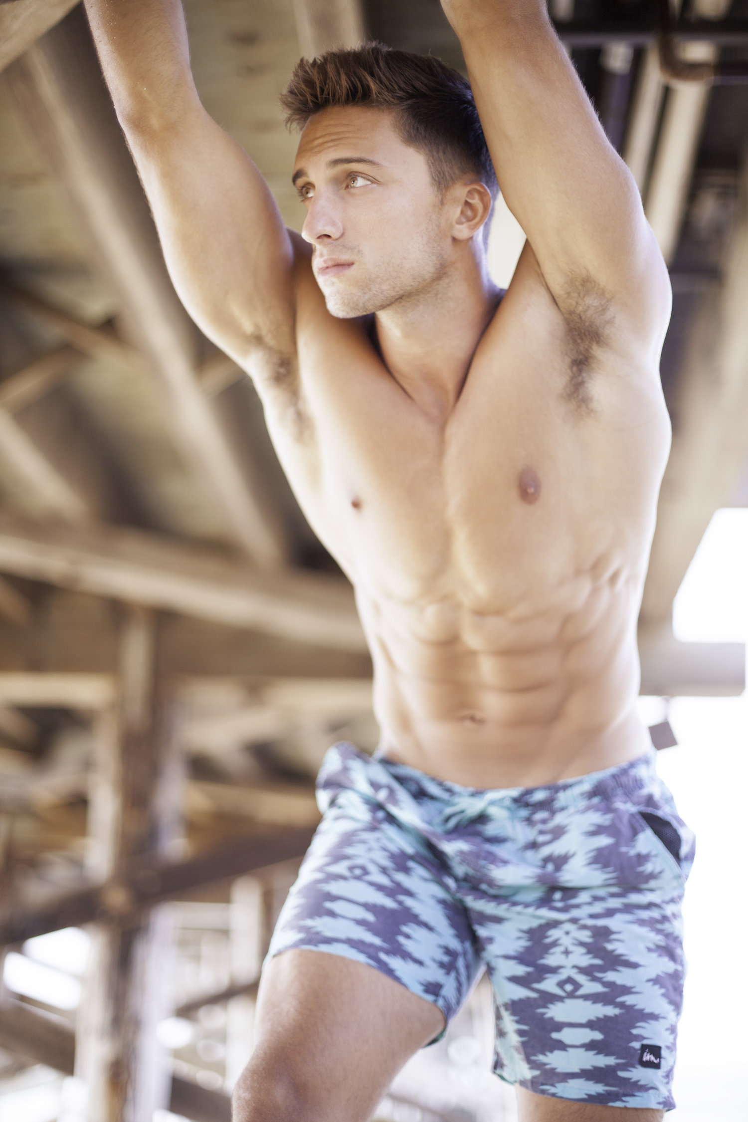 Adon Exclusive: Model Kyle Willis By Keith Preston